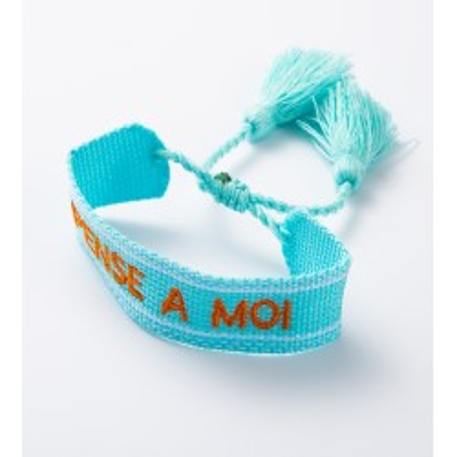 Braceletbtissé Mode
