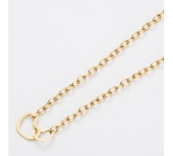 Stainless Steel Long Necklace
