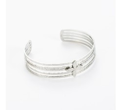 Stainless Steel Rush Bracelet