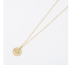 Stainless Steel Necklace (Short)